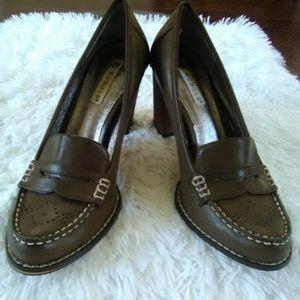 Rebels Women's Penny Loafer Dress Shoes